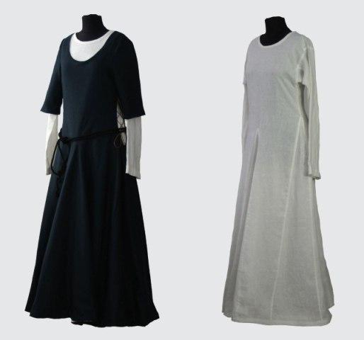 Historisches Kleid